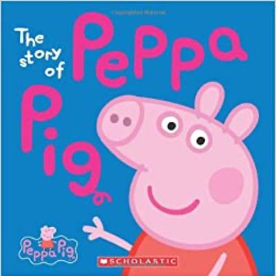 The Story of Peppa Pig (Peppa Pig) - Season 3 - Episode 1