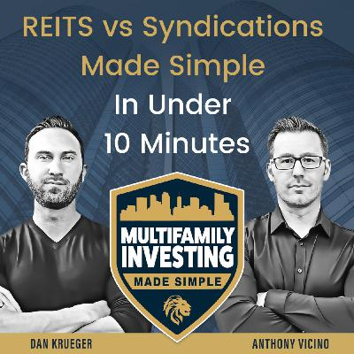 REITS vs Syndications Made Simple In Under 10 Minutes