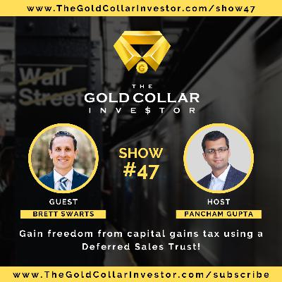 TGCI 47: Gain freedom from capital gains tax using a Deferred Sales Trust