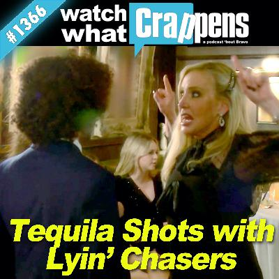RHOC: Tequila Shots with Lyin' Chasers