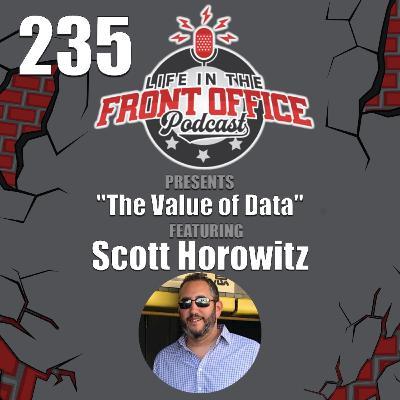The Value of Data with Scott Horowitz, CRO at YouGov Sports