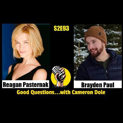 S2E93 - Reagan J. Pasternak and Brayden Paul