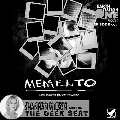 The Earth Station One Podcast - The 20th Anniversary of Memento