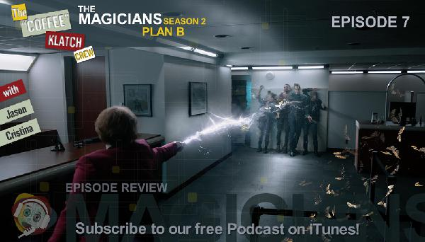 MAGIC - The Magicians S2 Ep7 Plan B - Westworld