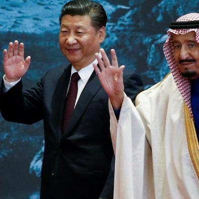 Rejiggering Gulf Security-China's Game of Shadow Boxing
