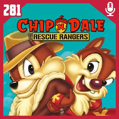 Fliperama de Boteco #281 – Chip 'n Dale Rescue Rangers (NES)