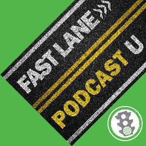 Welcome into the Fast Lane! Here's ONE thing you must do before every episode you record!