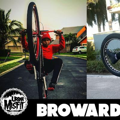 Broward chaz -19yr Old Two Wheel Mechanic