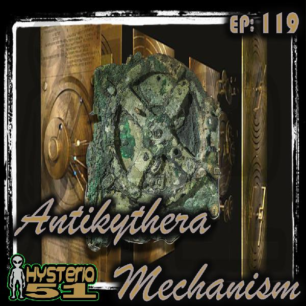 Antikythera Mechanism – The World's First Computer? | 119