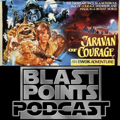 Episode 233 - Ewok Month - CARAVAN OF COURAGE / THE EWOK ADVENTURE