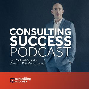 Designing An Irresistible Consulting Sales Presentation With Nancy Duarte:Podcast # 140