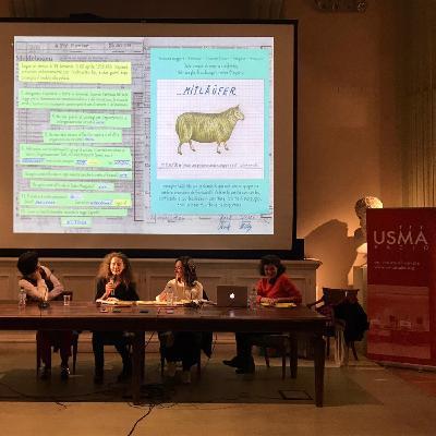 [Spaesamenti] Nora Krug e Chiara Sambuchi - Testimoni