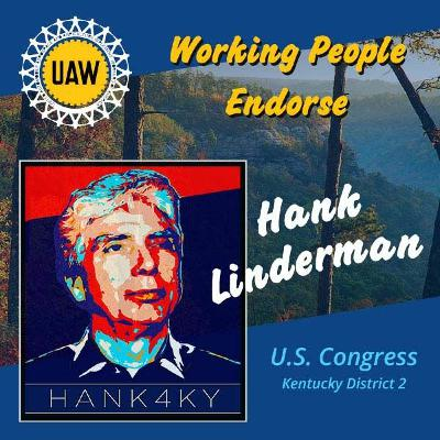 Sustainability Now! | Hank Linderman | U.S. Congress Candidate, KY 2nd District | July 27, 2020