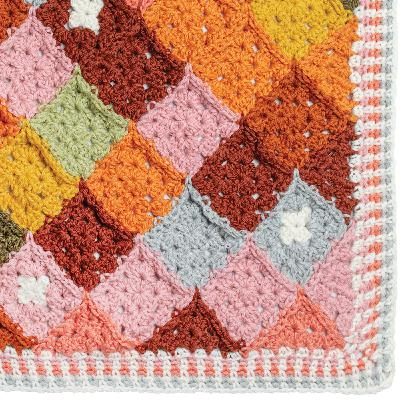 How to Crochet a Temperature Blanket like Toni Lipsey