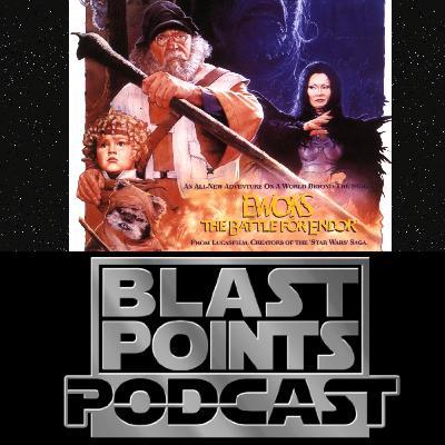Episode 234 - Ewok Month - THE BATTLE FOR ENDOR