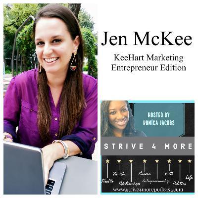 Social Media Marketing Plans For Any Platform w/ Jen McKee