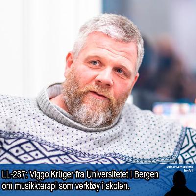 LL-287: Viggo Krüger om musikkterapi i skolen