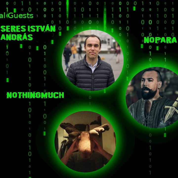 Block Digest Special Edition - Nopara, Nothingmuch, and Seres István András (WabiSabi)