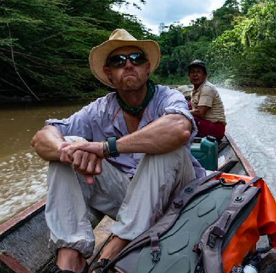 Cleared for coca: Chris Fagan on his new investigation from Peru's rainforest