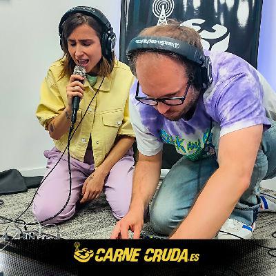 Zahara, el Me Too de la música española (CARNE CRUDA #884)