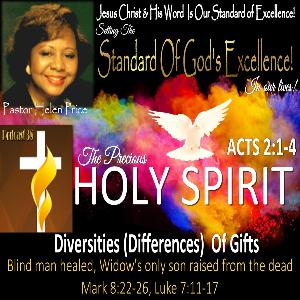 Pastor Helen Price Podcast 38 -Diversities (Differences) of  operations