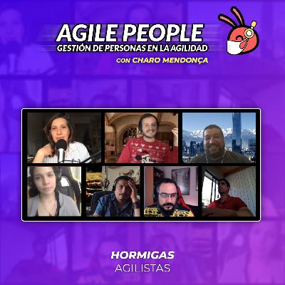 EP40 - Agile People - Gestión de personas en la Agilidad - Con CharoMendonça