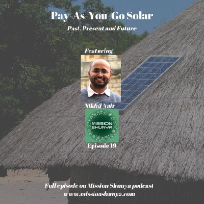 19: The Evolution of Pay-As-You-Go Solar