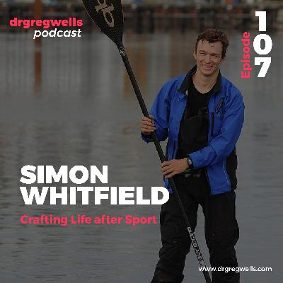 #107. Simon Whitfield on Crafting Life after Sport
