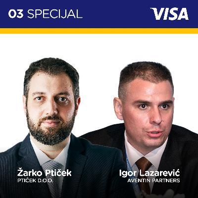 Pojačalo Visa specijal EP 3: Kako regulisati odnose između partnera na početku posla