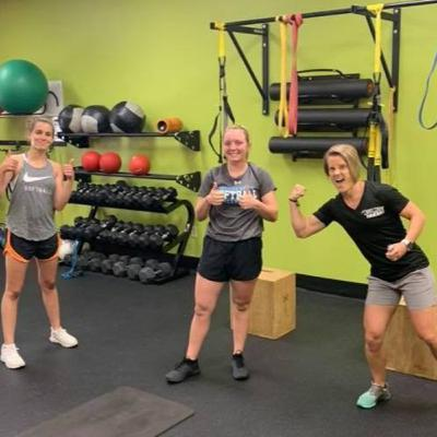 Coffee with Coffman- Charity Chili Cookoff at Anytime Fitness Greensburg November 7, 2019