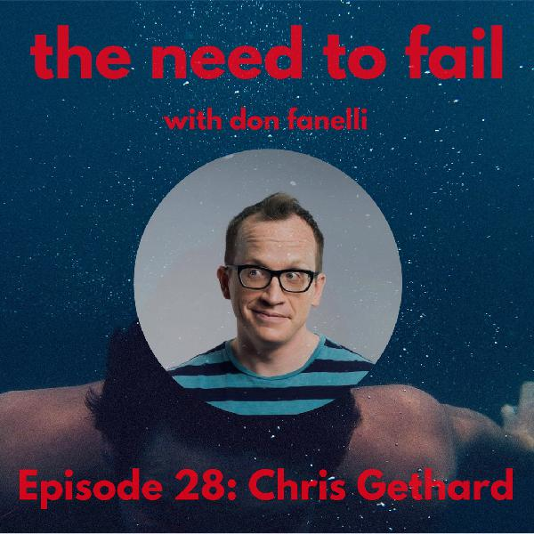 Episode 28: Chris Gethard