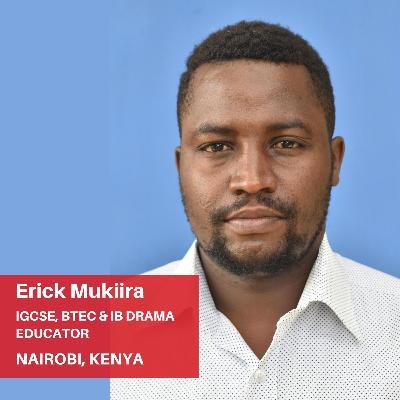 077: Episode 37 - Erick Mukiira