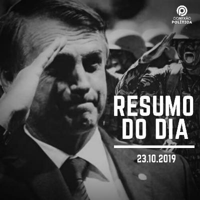 Resumo do Dia #18: Reforma da previdência aprovada; Jair Bolsonaro manda Forças Armadas se prepararem