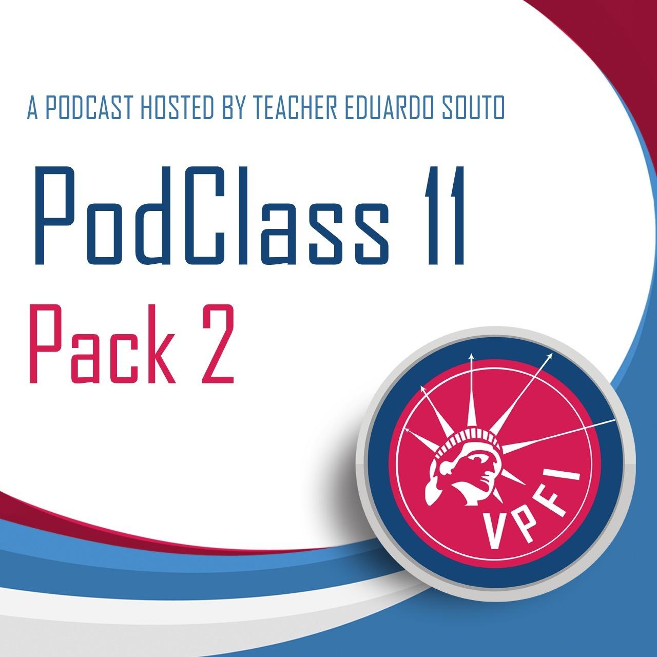 VPFI - PodClass 11 (Pack 2)