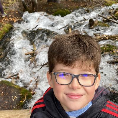Malcolm - Age 9