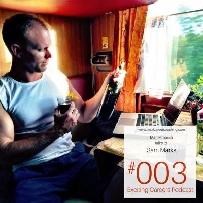 Sam Marks, Digital Entrepreneur on scalable start-ups, building a $100M business the nomadic way.