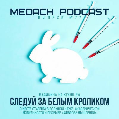 Медицина на кухне #6 | Следуй за белым кроликом