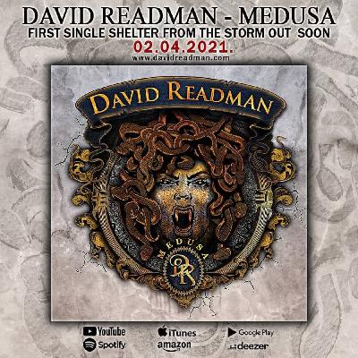 213Rock Harrag Melodica Live interview with David Readman 02 04 2020