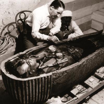 El tesoro de la tumba de Tutankamón
