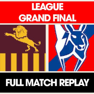 SWFL League Grand Final Full Replay - HBL Lions vs Eaton Boomers