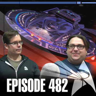 482 – Lower Decks, STLV, and House Shattered | Priority One: A Roddenberry Star Trek Podcast