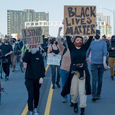BLM & ANTIFA HAS A MESSAGE FOR BIDEN & NEW LOCKDOWNS ACROSS THE COUNTRY