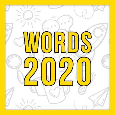 Слова 2020 года