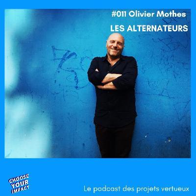 011 Olivier Mothes - LES ALTERNATEURS ou comment booster l'apprentissage et la formation professionnelle