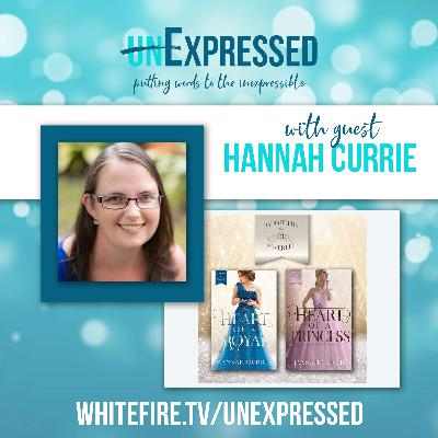 unExpressed Ep 9: Hannah Curie