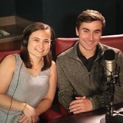 Misha Krivoruchko & Sarah Dobler (Gonzaga University Interns)
