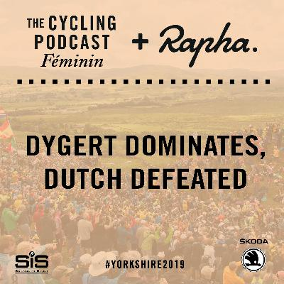 161: Dygert dominates, Dutch defeated