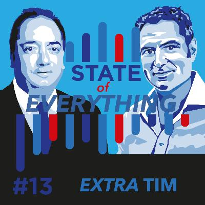 #13 Extra Tim - Inflation pressures & going out for a pint!