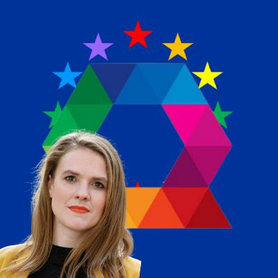 """Episódio Especial - Entrevista a Terry Reintke, Eurodeputada: """"Direitos LGBTI são sobre pessoas, não sobre ideologias ou discussões culturais"""""""