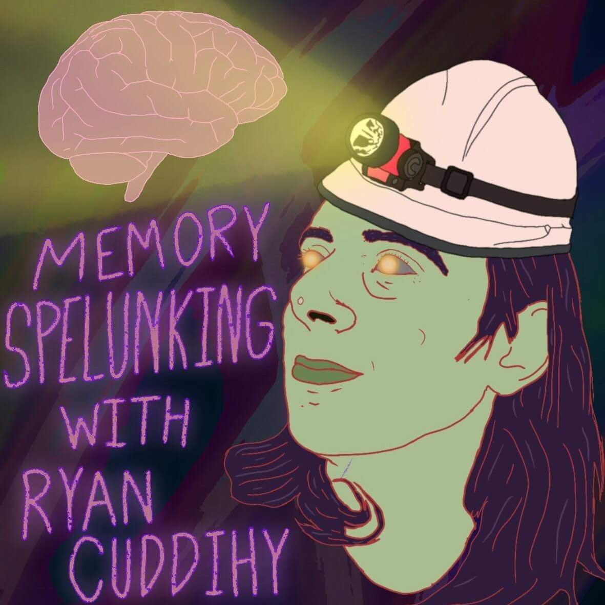 """Horse Vortex"" Memory Spelunking with Ryan Cuddihy"